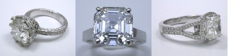 Hard to Find Diamond Engagement Rings