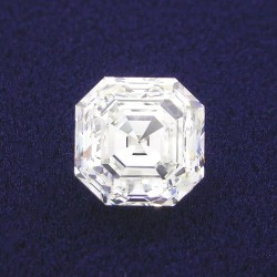 0.83 carat Asscher Cut loose diamond