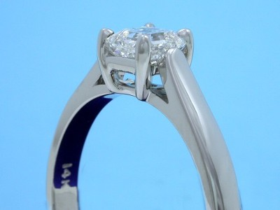 Asshcer Diamond Engagement Rings