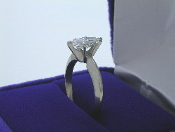 Marquise, 0.79 carat, GIA cert, G color, SI1 clarity