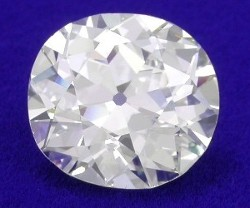 Old Mine Brilliant Cut Loose Diamond