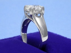 oval solitaire diamond