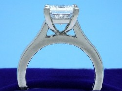 Princess Cut, 1.60 carat
