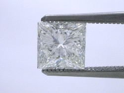 Princess Cut, 2.01 carat