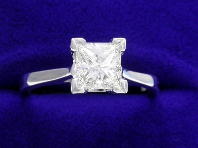 Princess Ring 0.90 ct basket-1