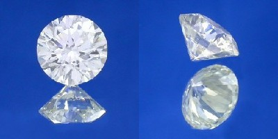 2.13-carat Round Brilliant cut loose diamond with I color and VS2 clarity