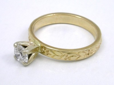 14-Karat Yellow Gold