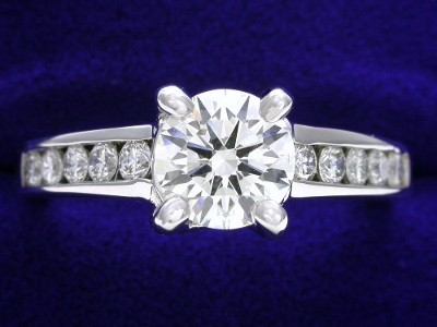 Round Ring 0.79 ct Trellis 0.30 tcw-1