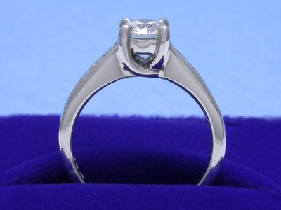 Round Ring 0.79 ct Trellis 0.30 tcw-6