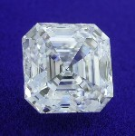 Royal Asscher 1.57 ct