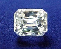 Loose Spring Cut Diamond