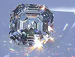 Asha Simulated Asscher Diamonds