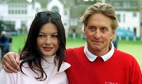 Michael Douglas - Catherine Zeta Jones