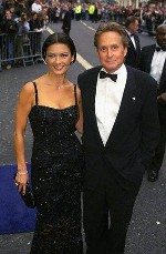 Catherine Zeta Jones - Michael Douglas