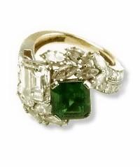 Jackie Kennedy Ring Sm